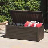 Сундук уличный WOOD LOOK STORAGE BOX FLORIDA
